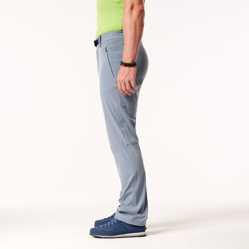 NORTHFINDER men's trekking trousers with bonded pocket ARTHUR - Lightweight functional trousers with water-repellent finish, very flexible, comfortable to wear, designed for outdoor activities as well as casual wear. Practical cut and high flexibility of used material ensure maximum freedom of movement in all weathers in all terrains.