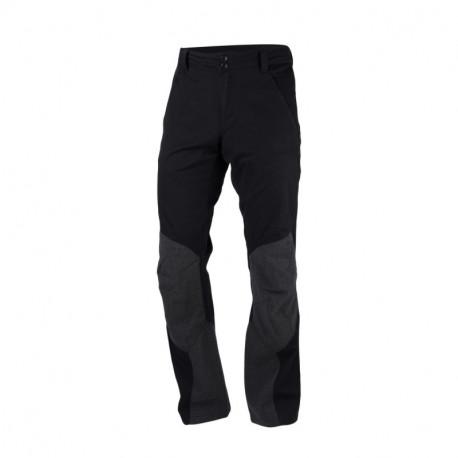 NORTHFINDER pánské kalhoty bavlněné komfortní 1 vrstvé DEEGAN