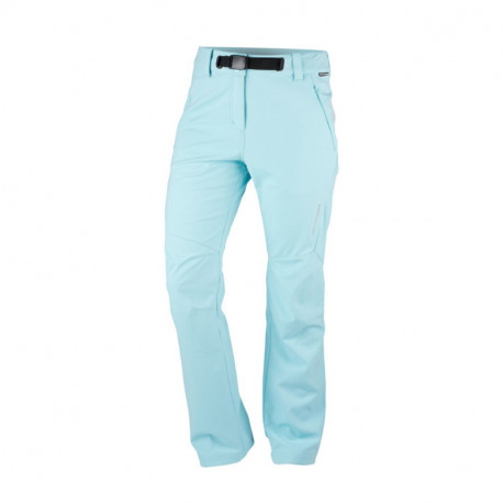 NORTHFINDER women's stretch-softshell trousers technical outdoor style 3-layer IVANNA