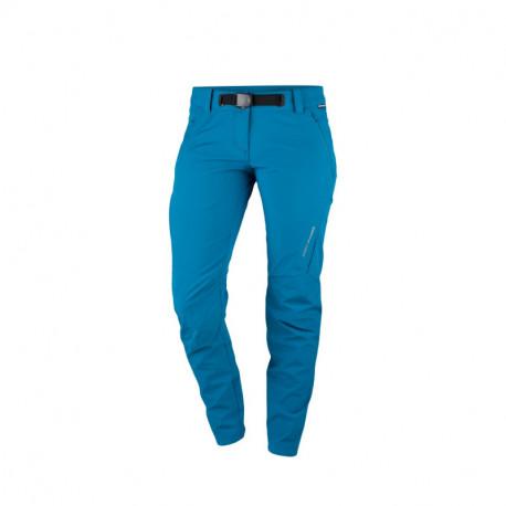 NORTHFINDER dámské kalhoty lehké-softshellové styl outdoor 3 vrstvé ROSE