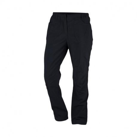 NORTHFINDER women's travel trousers outdoor 1-layer EMMALYNN