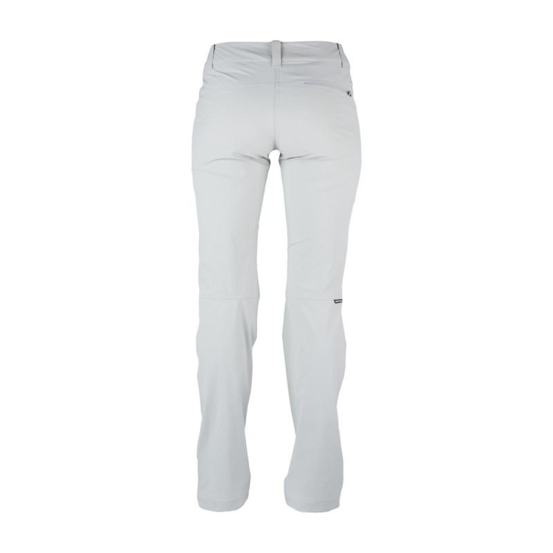 NORTHFINDER dámské kalhoty strečové 1 vrstvé MELANY - Lehké funkční sportovní kalhoty s vodoodpudivou úpravou, velmi pružné, pohodlné, komfortní na nošení, určené nejen na outdoorové aktivity, ale i na běžné nošení. Praktický střih a vysoká elasticita použitého materiálu vám zajistí maximální volnost v pohybu za každého počasí v jakémkoliv terénu.