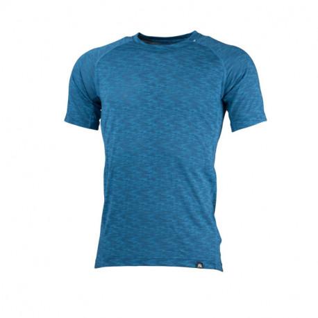 NORTHFINDER pánske tričko outdoorový štýl krátky rukáv OTO