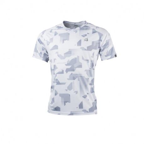 NORTHFINDER pánské tričko Activewear celopotištěné RAPHAEL