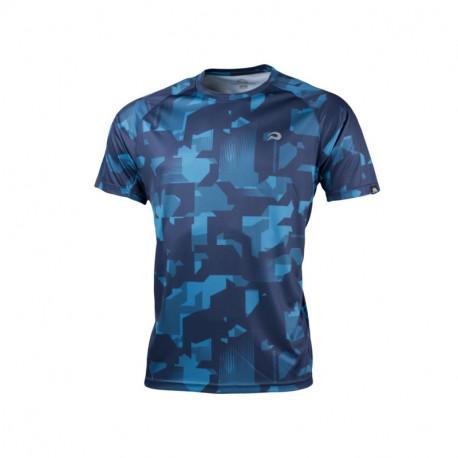 NORTHFINDER pánske tričko activeweare celopotlačené RAPHAEL