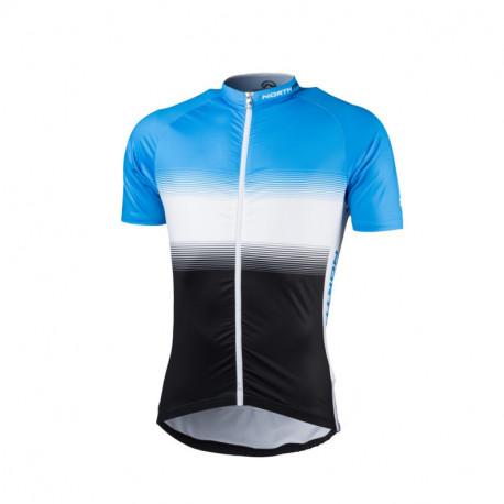 NORTHFINDER men's cycling t-shirt allowerprint slim fit VALENTINO