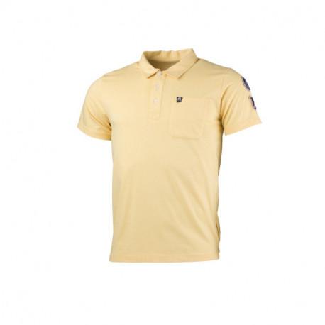 NORTHFINDER men's polo t-shirt melange cotton BERTIN