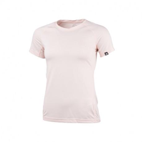 NORTHFINDER dámske tričko technický outdoor krátky rukáv YAMILETH