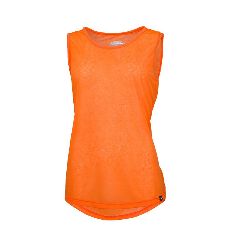 T-shirts NORTHFINDER women's active wear t-shirt loose fit LAUREN for only  6.9 € | NORTHFINDER a. s.
