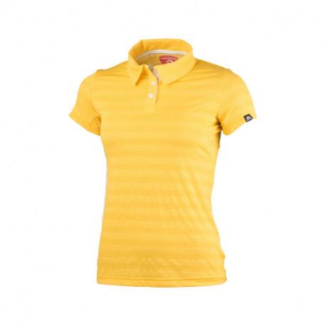 NORTHFINDER dámské tričko polo sportovní styl DAPHNE