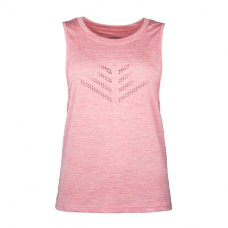 NORTHFINDER dámske tričko tielko s potlačou JAYLAH