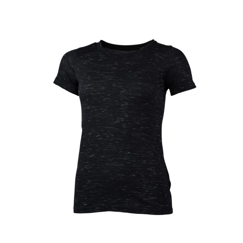 NORTHFINDER women's simple t-shirt LEILNIA - T-shirt with highly breathable material is smooth, flexible, light and comfortable, and ideal for sport activities and everyday wear.