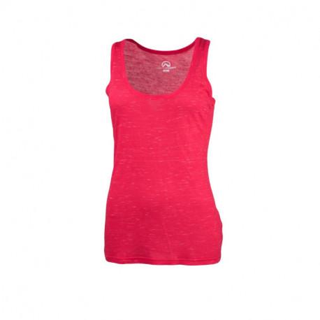 NORTHFINDER dámské tričko tílko jednoduchý styl OLINKA