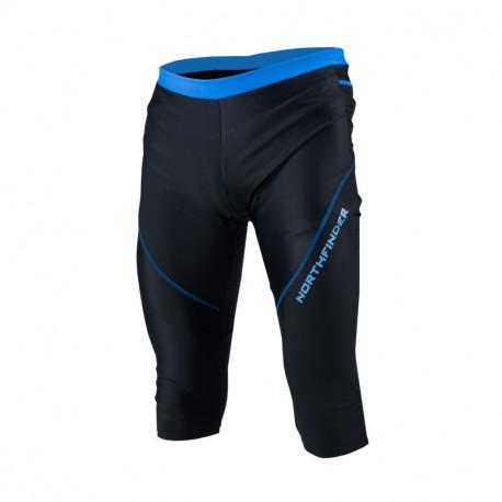 NORTHFINDER men's leggings Running 3/4 NIKKLAS