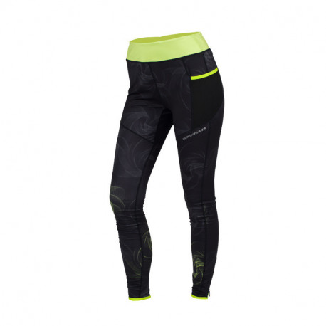 NORTHFINDER women's trousers running Allowerprint CARINA