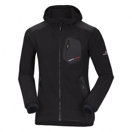 NORTHFINDER men's sweater Polartec® WindPro 300 JAYSON