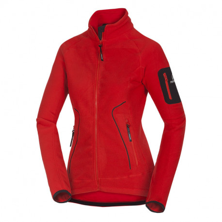 NORTHFINDER women's sweater Polartec® Classic Micro fleece 200 MARINA