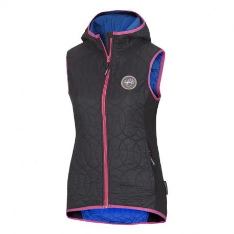 NORTHFINDER dámská zateplená vesta Polartec® Alpha PEYTON