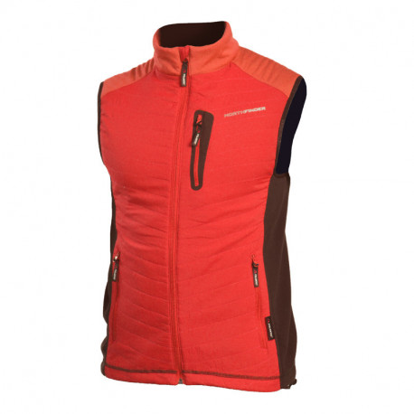 NORTHFINDER men's vest Polartec® Alpha ZAYNE