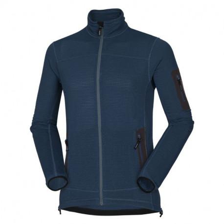 NORTHFINDER men's sweater Polartec® Power Grid KLAK
