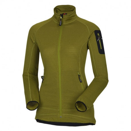 NORTHFINDER women's sweater Polartec® Power Dry FLOCHOVA