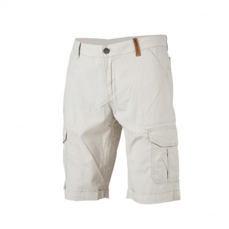 NORTHFINDER men's shorts cargo solid LEONARDO