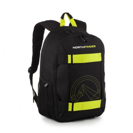 NORTHFINDER unisex shool backpack WINKTOR