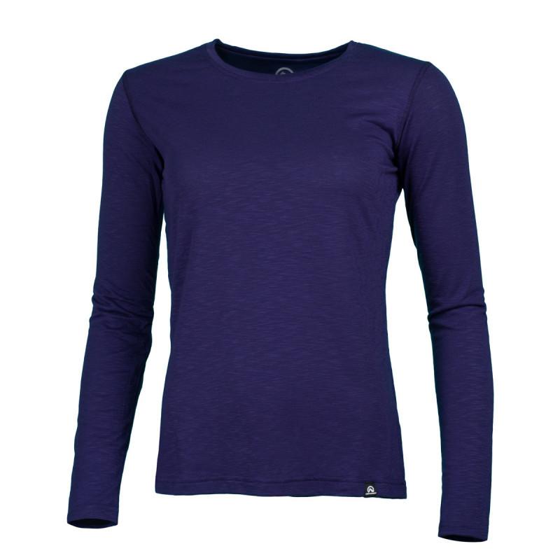 NORTHFINDER dámské triko LUCILLE - Dámské tričko s dlouhým rukávem, vysoce prodyšného strečového a pot odvádějícího materiálu s reflexními prvky. Triko je příjemné na dotek, pružné, lehké, komfortní a je vhodné na běžné nošení, či outdoorové aktivity.