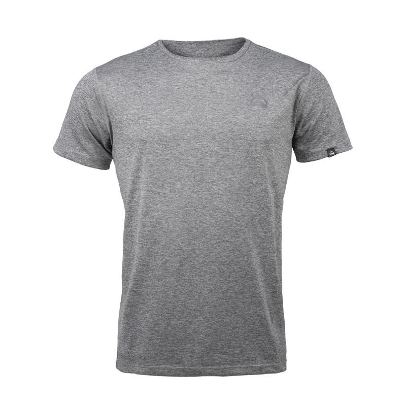 NORTHFINDER pánské triko active sport BOSTON - Pánské funkční triko s krátkým rukávem volného střihu. Disponuje vysokou prodyšností, reflexními prvky pro lepší viditelnost. Vhodné na běh a jiné sportovní aktivity.