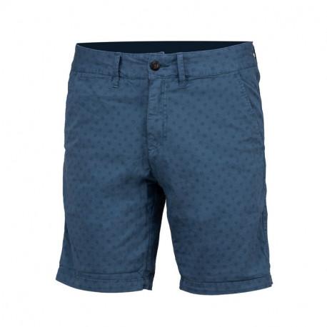 NORTHFINDER pánské lehké šortky printed KELLAN
