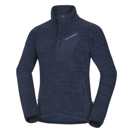 NORTHFINDER men's sweater Polartec® Thermal Pro® 200 melange RIP