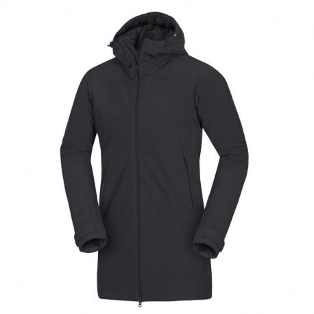 NORTHFINDER pánský kabát zimní softshellový ve stylu outdoor 3L ABOLYN