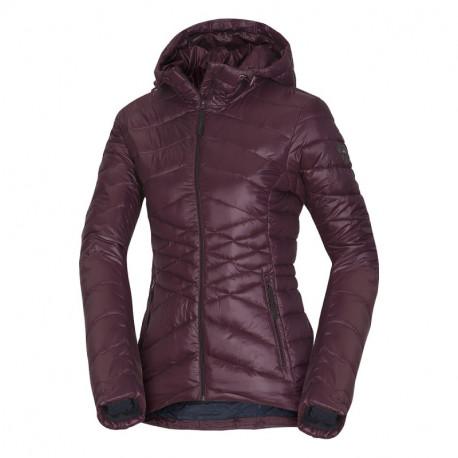 NORTHFINDER dámská bunda športová do chladného a mokrého počasí krátka RONAYA