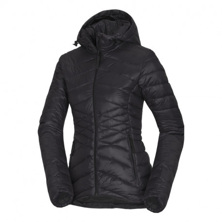 NORTHFINDER dámska bunda športová do chladného a mokrého počasia krátka RONAYA