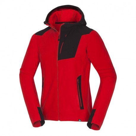 NORTHFINDER pánská mikina NorthPolar® Fleece 320 LASTONEL