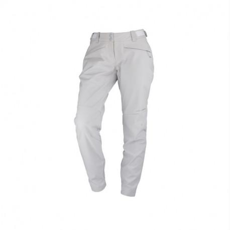 NORTHFINDER dámské kalhoty komfortní-softshellové outdoorové 3L GORANNEWA