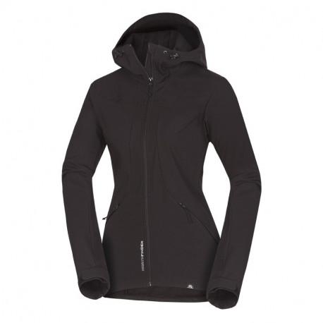 NORTHFINDER women´s softshell jacket outdoor look 3-layer ANEXIS