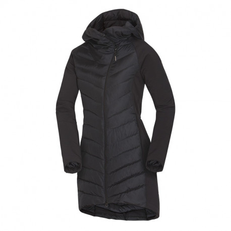 NORTHFINDER women's combinated jacket insulated long style ZIGANA