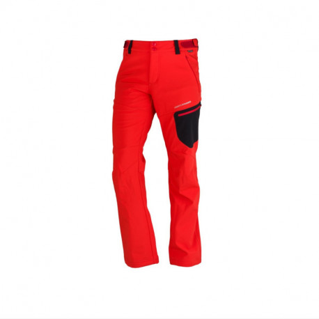 NORTHFINDER men´s hi-tech softshell trousers outdoor style 3-layer GINEMON