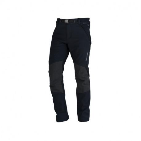 NORTHFINDER men´s comfort-softshell 3-layer trousers outdoor style GORAN