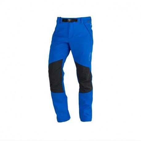 NORTHFINDER pánské kalhoty komfortní-softshellové 3L outdoorové GORAN