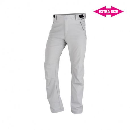 NORTHFINDER pánske nohavice celosezónne outdoorové zúžené 1L EXTRA SIZE GAZHIM