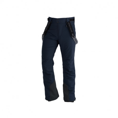 NORTHFINDER pánské kalhoty na lyžování zateplené plná výbava 2L LARK