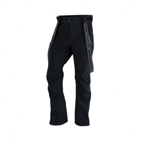 NORTHFINDER men's softshell trousers snow series all comfortable with braces 3-layer LUX