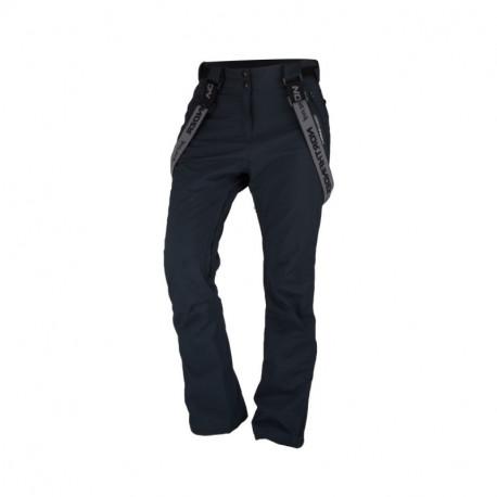 NORTHFINDER dámské kalhoty na lyžování zateplené plná výbava 2L LOXLEYNA