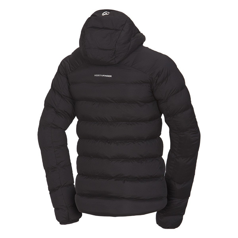 NORTHFINDER men´s ultra-lightweight jacket insulated outdoor style BREMEW - The lightweight outdoor jacket by NORTHFINDER. The cut and the material used allow a sufficient range and freedom of movement. Adjustable elements provide a perfect feeling of comfort. Well-positioned and available pockets will be appreciated in different situations. Inside this lightweight jacket is NF® thin insulation that creates comfortable and warm feeling. It is suitable for shorter walks in the snowy countryside, or ordinary wearing to the city. With the BREMEW jacket, the unexpected feeling of cold cannot surprise you.