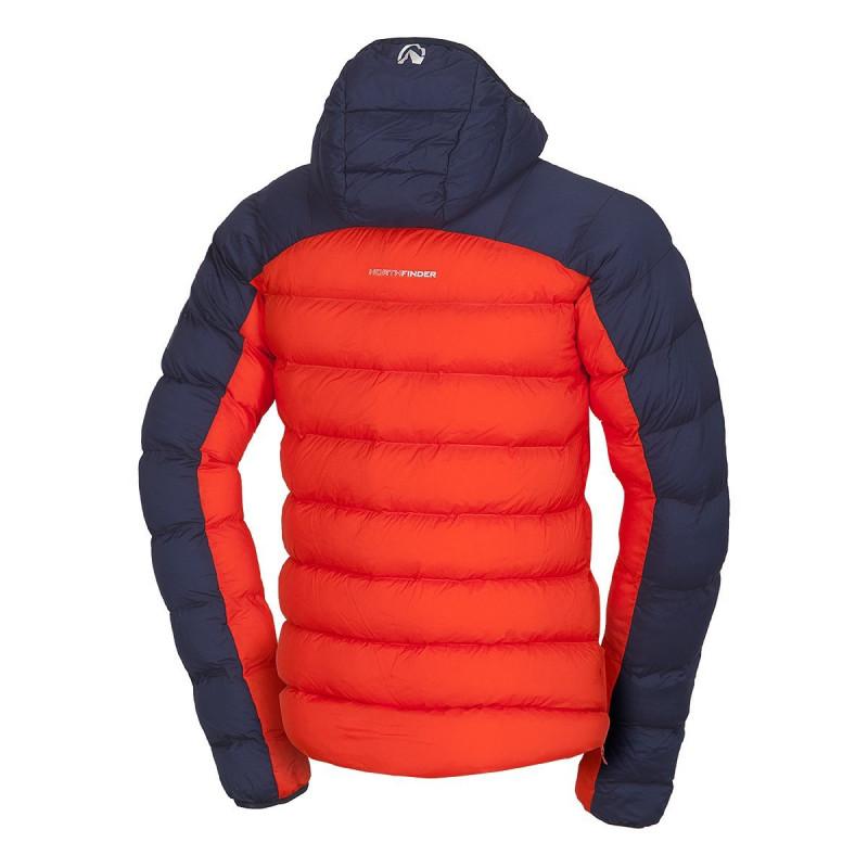 NORTHFINDER pánská bunda ultra-lehká zateplená ve stylu outdoor BREMEW - Lehká outdoorová bunda značky NORTHFINDER. Střih a použitý materiál umožňují dostatečný rozsah a volnost pohybu. Nastavitelné prvky poskytují dokonalý pocit komfortu. Dobře polohované a dostupné kapsy oceníte v různých situacích. Vnitřek této lehké bundy tvoří NF® tenká izolace, která vytváří příjemný hřejivý pocit. Je vhodná na kratší procházky zasněženou krajinou či běžné nošení do města. S bundou BREMEW vás nečekaný pocit zimy nemůže překvapit.