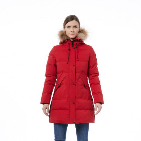 NORTHFINDER women's street jacket long style DEQIA