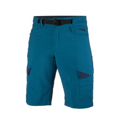 NORTHFINDER pánské šortky tkané-ripstop pro outdoorové aktivity 1L GARTON