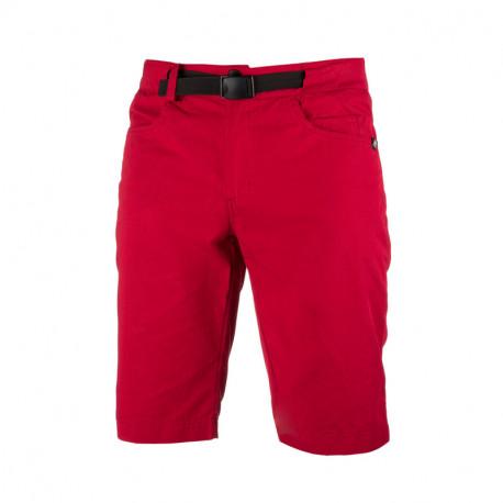 NORTHFINDER men's cotton-look shorts outdoor activities 1-layer ZYFTAN